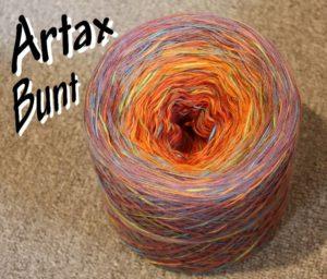 Artax Bunt, 4-trådig