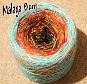 Malaga Bunt, 4-trådig