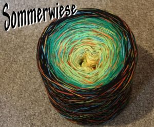 Sommerwiese, 4-trådig