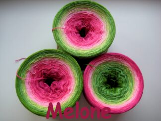 Färgen Melone